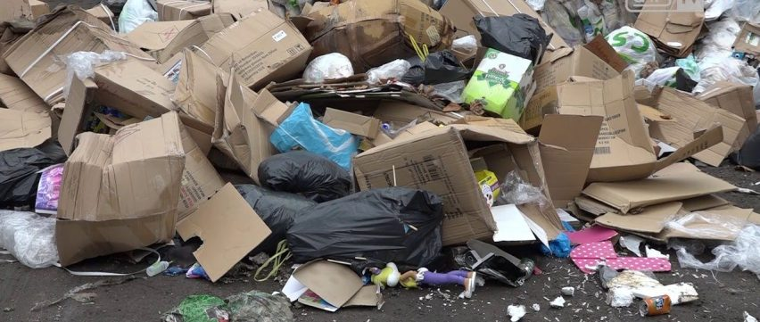 commercieel afval
